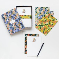 Violet Floral Stationery by RIFLE PAPER Co. | Made in USA
