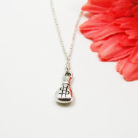 Silver Moneybag Necklace - Money Purse Charm Necklace - Moneybag Pendant - Bank Bag Necklace - Dollar Sign - Banker Necklace - Coin Bag