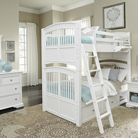 Atlantic Avenue Twin over Twin Bunk Bed
