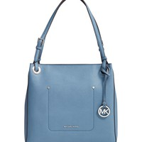 MICHAEL Michael Kors Medium Walsh Leather Tote | Nordstrom