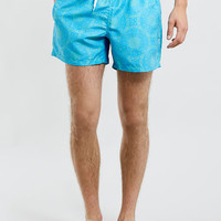 Mosaic Printed Swim Shorts - Personal Shopping Picks - New In