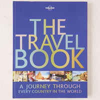 The Travel Book: A Journey Through Every Country In The World By Lonely Planet - Urban Outfitters