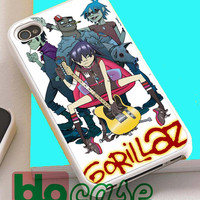 Gorillaz Band For Iphone 4/4s, iPhone 5/5s, iPhone 5C, iphone 6, and iPhone 6 Plus Case