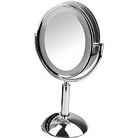 Revlon Perfect Touch Lighted Oval Mirror Ulta.com - Cosmetics, Fragrance, Salon and Beauty Gifts