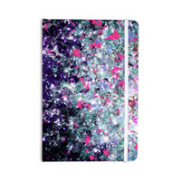 "Ebi Emporium ""In Perpetuity Purple Pink"" Lavender Painting Everything Notebook"