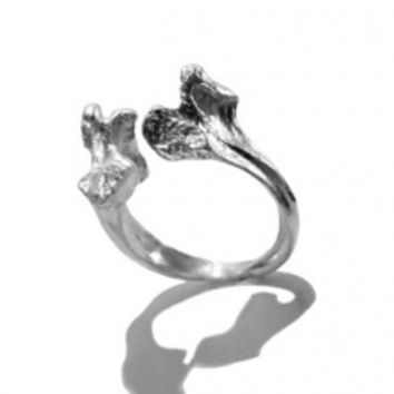 Bone Ring   NOT JUST A LABEL