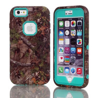 Iphone 6 4.7 Camo Case
