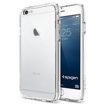 The Crystal Clear Ultra Hybrid Bumper iPhone 6/6s Case