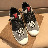 Louis Vuitton Fashion Casual Sneakers Sport Shoes-35
