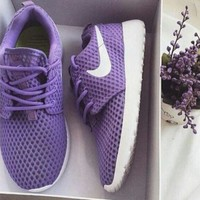 Tagre™ simpleclothesv : Nike Roshe Run Women Men Casual Sneakers Sport Running Shoes