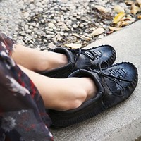 FP Collection Womens Hopewell Moccasin