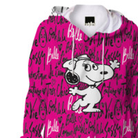 Peanuts Hoodie created by ErikaKaisersot | Print All Over Me