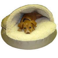 Orthopedic Cozy Cave Bed