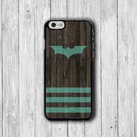 iPhone 6 Case Bat Wooden Mint Paint iPhone 6 Plus, iPhone 5S, iPhone 5 Case, iPhone 5C Case, iPhone 4S Case, iPhone 4 Abstract Colored Gift