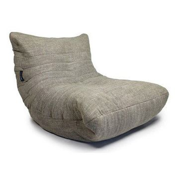 Ambient Lounge® Acoustic Sofa Bean Bag in Eco Weave from Ambient Lounge | Made By Ambient Lounge | £199.00 | Bouf
