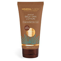 Mineral Fusion Gradual Self Tan Lotion, Med/Dark - 5 Oz