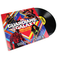 Guardians Of The Galaxy: Soundtrack - Songs From + Original Score Deluxe Vinyl Edition 2LP