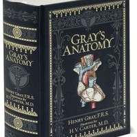 Gray's Anatomy (Barnes & Noble Collectible Editions)