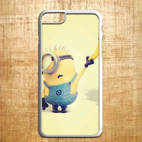 despicable me minions banana cute for iphone 4/4s/5/5s/5c/6/6+, Samsung S3/S4/S5/S6, iPad 2/3/4/Air/Mini, iPod 4/5, Samsung Note 3/4, HTC One, Nexus Case*IP*