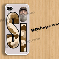 iPhone 5 Case Uncle Si  - iPhone 4 Case Duck Dynasty Hey Jack