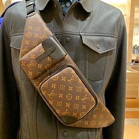 LV Louis Vuitton Christopher waist bag chest bag shoulder bag