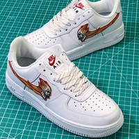 Fre X Naf Nike Air Force 1 Retro Wisp Sport Shoes - Best Online Sale
