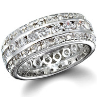 The Classic CZ Sterling Silver Dream Ring