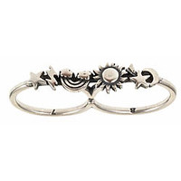 Jessica Elliot Sky Double Ring