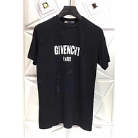 100% Authentic 2018ss Givenchy T Shir ★ 016