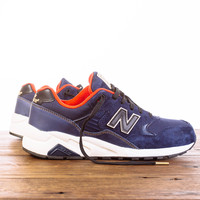 "New Balance MRT580AA ""Elite Edition"" - Navy"