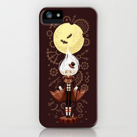 Time Traveler iPhone & iPod Case by Freeminds