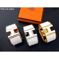 Hermes 2019 new high quality H letter bracelet for men and women