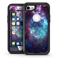 Trippy Space - iPhone 7 or 7 Plus OtterBox Defender Case Skin Decal Kit