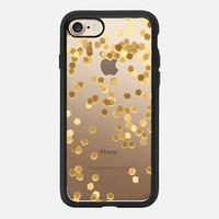 LIMITED EDITION GOLD iPhone 6 plus Transparent Case iPhone 7 Hülle by Monika Strigel | Casetify