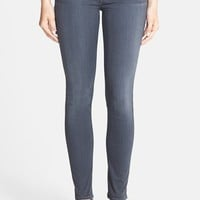 Women's 7 For All Mankind High Rise Ankle Skinny Jeans (Bastlegry)
