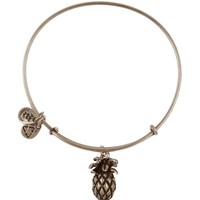 Alex and Ani Pineapple Expandable Wire Bangle | Bloomingdales's
