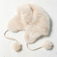 Faux Fur Trapper Hat - Urban Outfitters