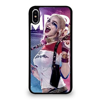 SUICIDE SQUAD HARLEY QUINN iPhone XS Max Case