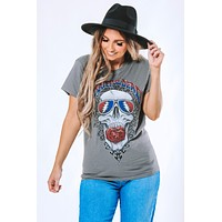 Grateful Dead Band Tee: Multi