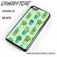 Cactus For Iphone 5C Case UY