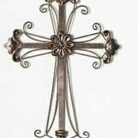 Wall Cross - Comes With Hook