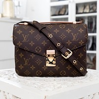 LV Louis Vuitton Pochette Metis Handbag Shoulder Bag