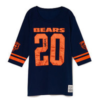 Chicago Bears Jersey Tee - PINK - Victoria's Secret
