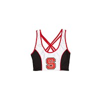 North Carolina State University Sporty Cropped Tank