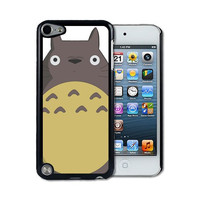 iPod 5 Touch Case - Thin Shell Plastic Case iPod Touch 5G Case - Totoro