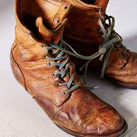 Vintage Hartford Indigo Lace Boot- Assorted One