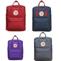Fjallraven Kanken Durable Backpack Unisex Lovers' School Travel Bag [2974244208]