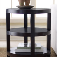 Maya Round End Table
