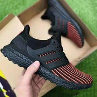 Adidas Ultra Boost UB 4.0 Tide brand men's and women's casual running shoes