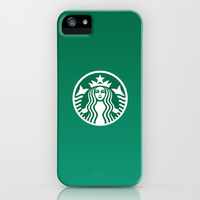 Starbucks iPhone & iPod Case by Nico Zahlut